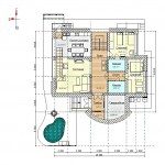 План 1 этажа 1