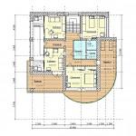 План 2 этажа 1